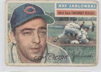 Ray Jablonski (grey back)