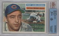 Ray Jablonski (grey back) [BVG/JSA Certified Auto]
