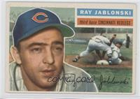 Ray Jablonski (white back) [Good to VG‑EX]