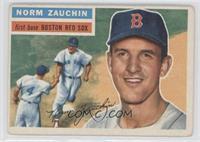 Norm Zauchin (White Back) [GoodtoVG‑EX]