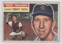 Red Wilson (Gray Back) [Good to VG‑EX]