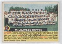 Milwaukee Braves Team (Gray Back, Team Name Centered) [GoodtoVG&#82…