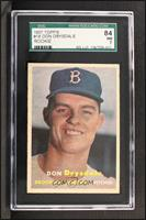 Don Drysdale [SGC 84]