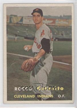 1957 Topps - [Base] #212 - Rocco Colavito