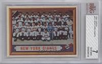 New York Giants Team [BVG7]