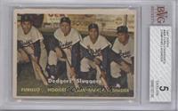 Dodgers' Sluggers (Furillo, Hodges, Campanella, Snider) [BVG5]