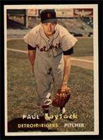 Paul Foytack [EX MT]