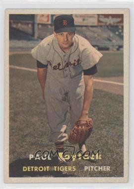 1957 Topps - [Base] #77 - Paul Foytack