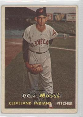 1957 Topps - [Base] #8 - Don Mossi [Good to VG‑EX]