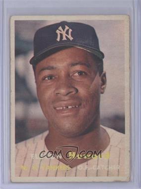 1957 Topps - [Base] #82 - Elston Howard