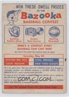 1st Contest (Prizes: Spalding Glove, Beacon Camera, Spalding Basketball) [Good&…