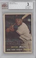 Willie Mays [BVG 3]