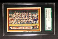 Milwaukee Braves Team [SGC 90]