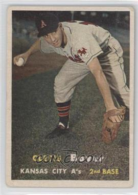 1957 Topps #121 - Cletis Boyer [Good to VG‑EX]