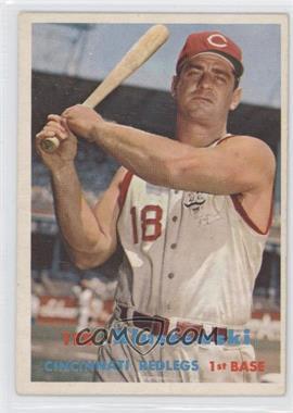 1957 Topps #165 - Ted Kluszewski