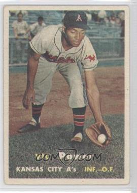 1957 Topps #167 - Vic Power