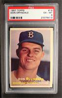 Don Drysdale [PSA 6]