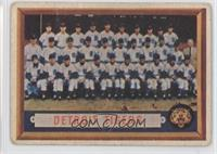 Detroit Tigers [Good to VG‑EX]
