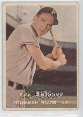1957 Topps #209 - Bob Skinner