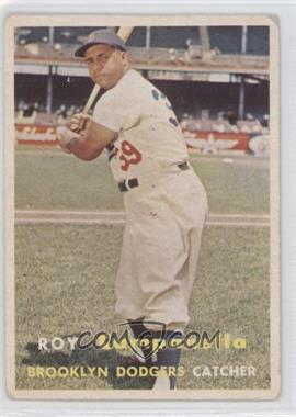 1957 Topps #210 - Roy Campanella [Good to VG‑EX]
