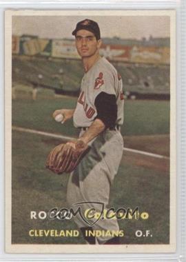 1957 Topps #212 - Rocco Colavito