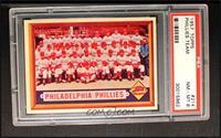 Philadelphia Phillies Team [PSA8]