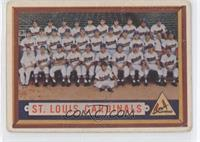 St. Louis Cardinals [Good to VG‑EX]