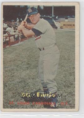 1957 Topps #260 - Del Ennis