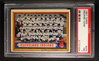 Cleveland Indians Team [PSA7]