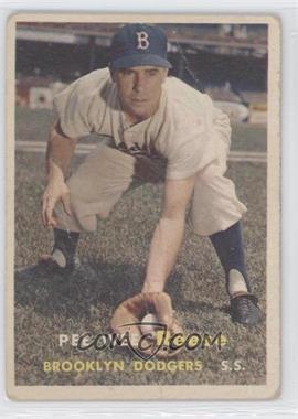 1957 Topps #30 - Pee Wee Reese