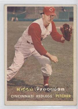 1957 Topps #32 - Hersh Freeman