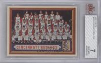 Cincinnati Redlegs Team [BVG 7]