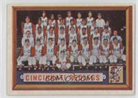 Cincinnati Redlegs [Good to VG‑EX]