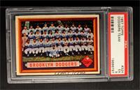 Brooklyn Dodgers Team [PSA5]