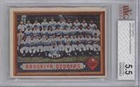Brooklyn Dodgers Team [BVG 5.5]