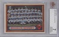 Brooklyn Dodgers Team [BVG 7]