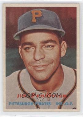 1957 Topps #327 - Jim Pendleton