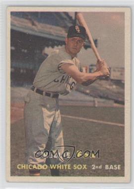 1957 Topps #38 - Nellie Fox
