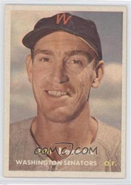 1957 Topps #57 - Jim Lemon