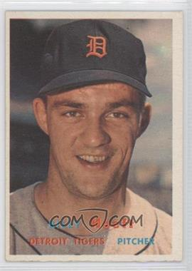 1957 Topps #60 - Billy Hoeft
