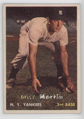 1957 Topps #62 - Billy Martin