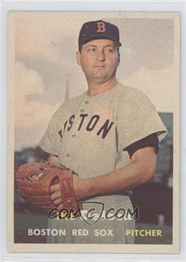 1957 Topps #63 - Ike Delock