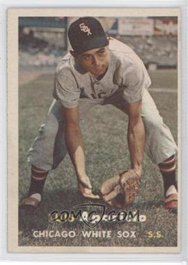 1957 Topps #7 - Luis Aparicio