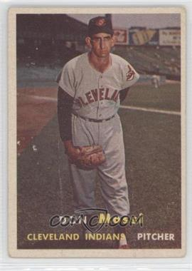 1957 Topps #8 - Don Mossi [Good to VG‑EX]