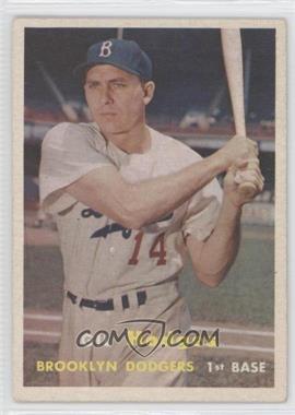 1957 Topps #80 - Gil Hodges