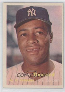 1957 Topps #82 - Elston Howard