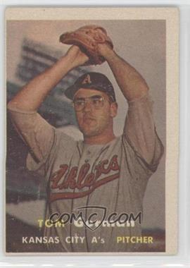 1957 Topps #87 - Tom Gorman [Good to VG‑EX]