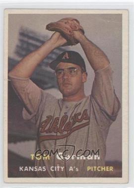 1957 Topps #87 - Tom Gorman [GoodtoVG‑EX]