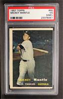Mickey Mantle [PSA 3 (MC)]
