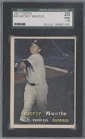 Mickey Mantle [SGC 20]